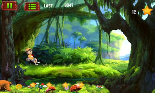 Amazing Jungle run 3.0 screenshot 4