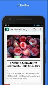 Refreshing Margarita Recipes 1.0 screenshot 4