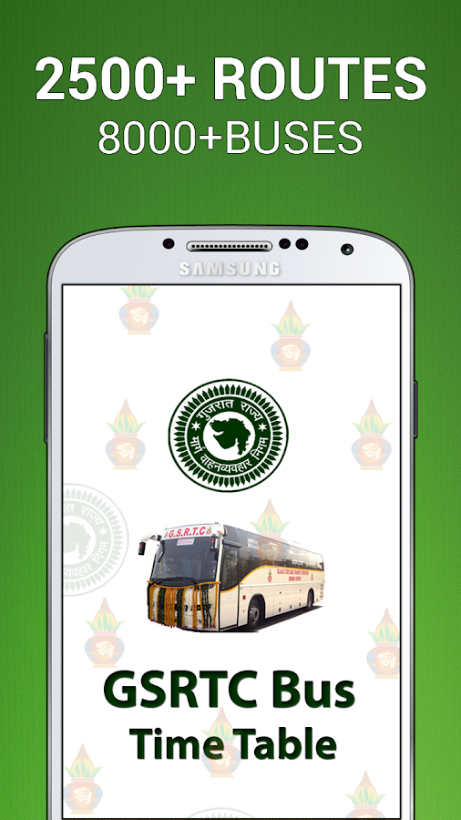 GSRTC Bus Time Table 1 8 APK Download - Android cats maps_navigation