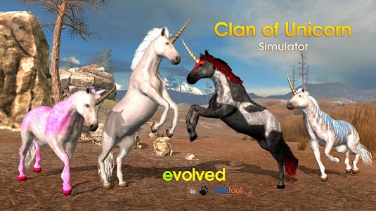 Clan of Unicorn 1.0 screenshot 1