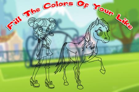 Little Pony & Equestrian Girl 2.1 screenshot 7