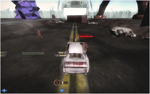Road Rush: Death Race 1.1 screenshot 1