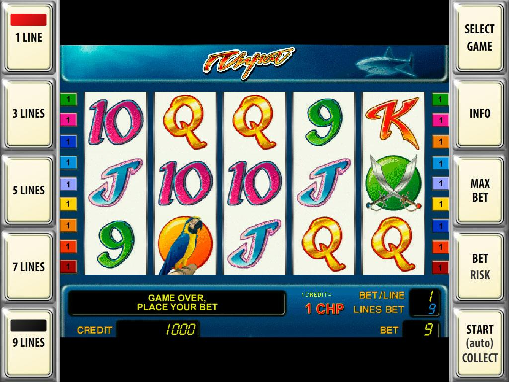 slot machine bandit download