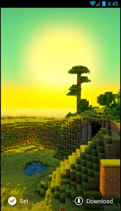Skins Minecraft Wallpapers HD APK Download Android - Skin para minecraft pe celular