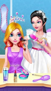 Princess Beauty Salon - Birthday Party Makeup 2.2.3189 screenshot 2
