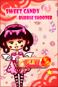 Sweet Candy - Bubble Shooter 1.3 screenshot 1