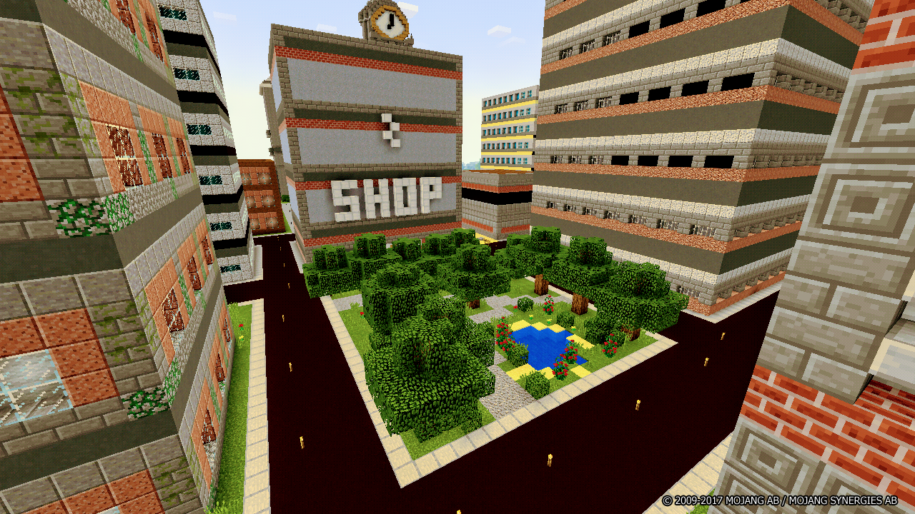Chernobyl City Map for Minecraft PE 103 a  APK Download - Android