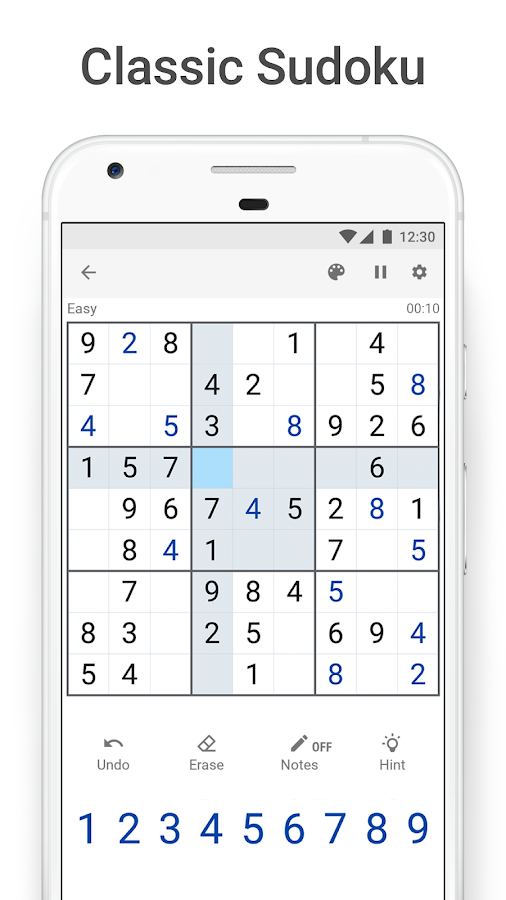 com easybrain sudoku android 2 1 3 APK Download - Android Board Games
