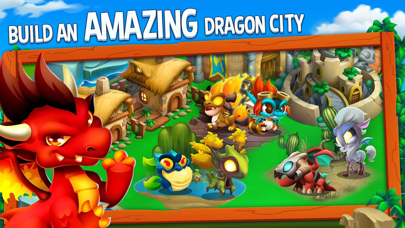 Dragon City 9 6 2 APK Download - Android Simulation Games