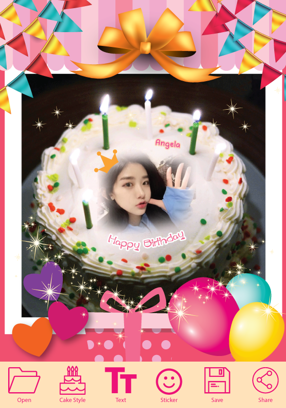 Birthday Cake Photo Editor 1 0 Apk Download Android Photography Apps