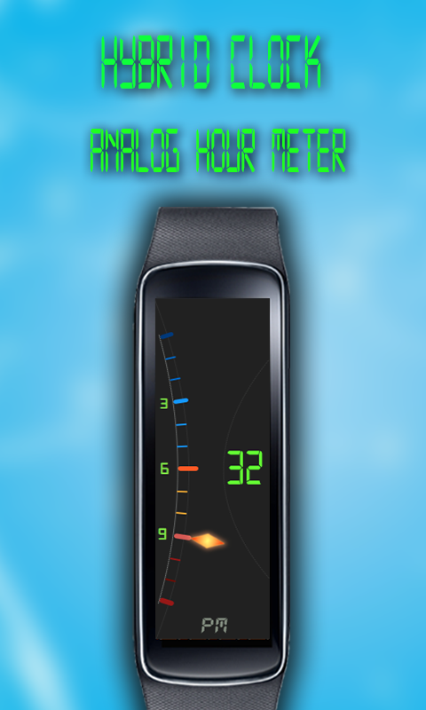 Gear Fit Hybrid Clock RW 1 1 APK Download - Android