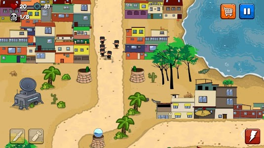 Slum War Rio de Janeiro 3 screenshot 3