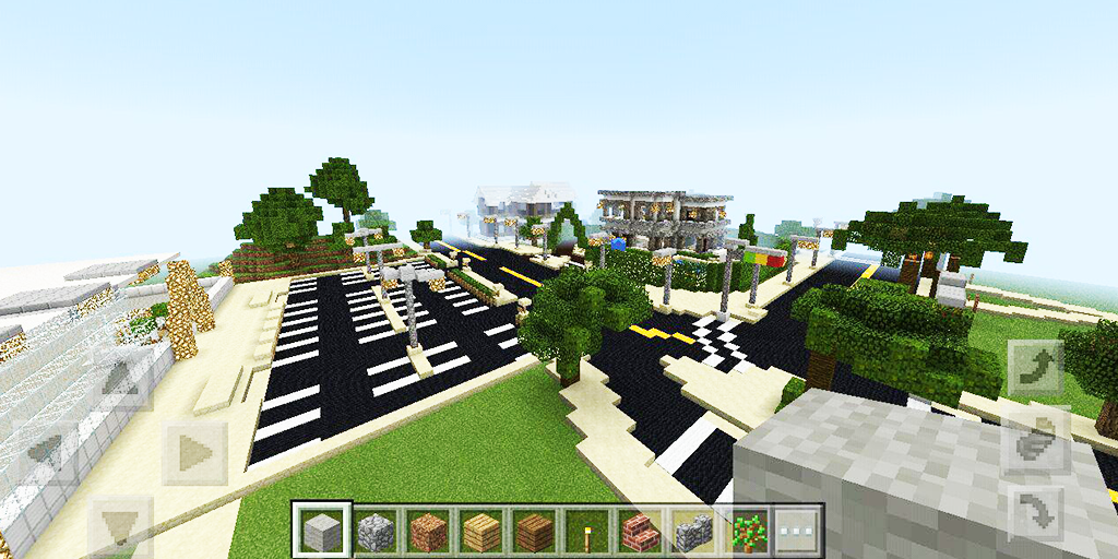 I-craft City  Map for Minecraft 70 0 APK Download - Android