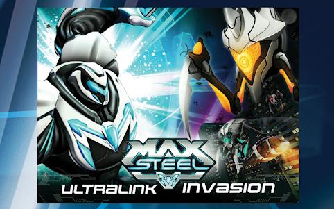 Max Steel Ultralink Invasion! 1.0 screenshot 20