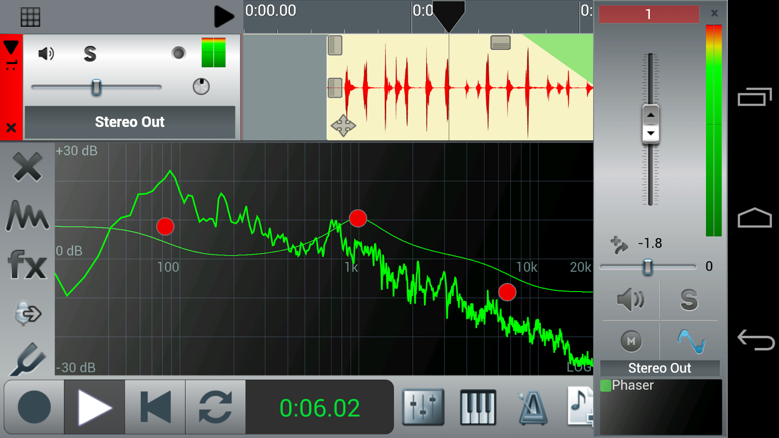 N Track Studio Multitrack Daw 1 1 12 Apk Download Android Music Audio Apps