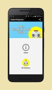 Radio Philippines 1.0 screenshot 1