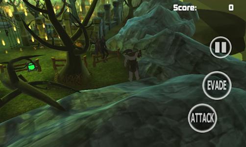 Ninja Ghost War 1.0 screenshot 7