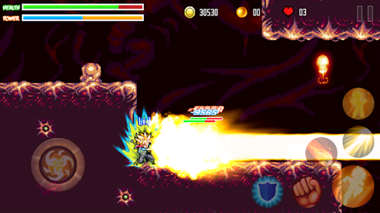 Battle Of Super Saiyan 2 1.1.0 screenshot 4