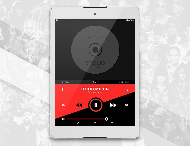 Stellio Redline Theme 1 1 1 APK Download - Android