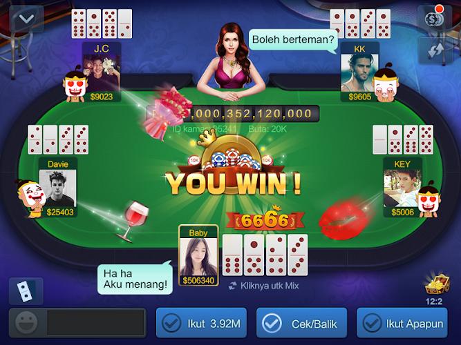Game Qiu Qiu
