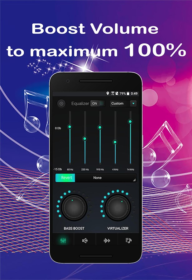 Equalizer Sound Booster Volume Booster for Android 4 7 4 APK