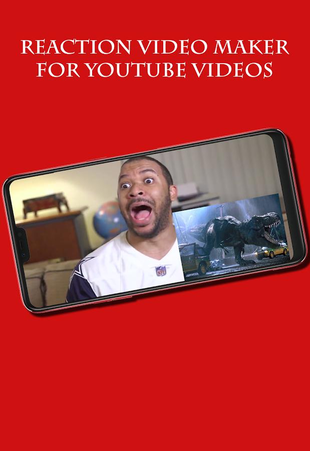 YouTube Reaction Video Maker - VLOGS 62 APK Download