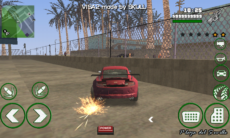Gta san andreas overdose effects hd 2016 for android mod.