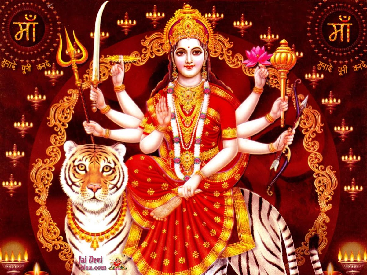 Maa Durga Wallpapers 12 Screenshot 7