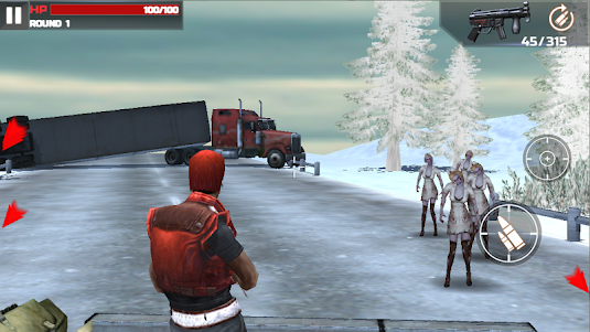 Zombie Landing 1.0.4 screenshot 6