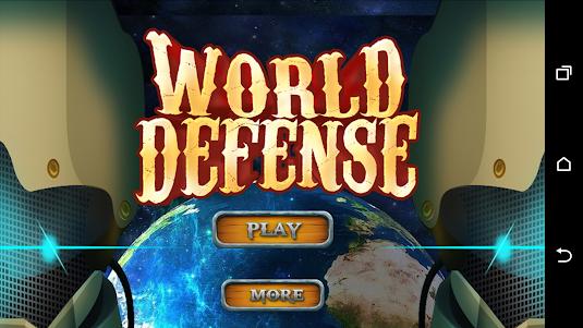 World Defense 1.0 screenshot 1