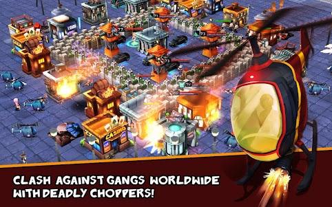 Clash of Gangs 1.4.1 screenshot 8
