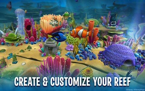 Dory's Reef 1.3.3 screenshot 15