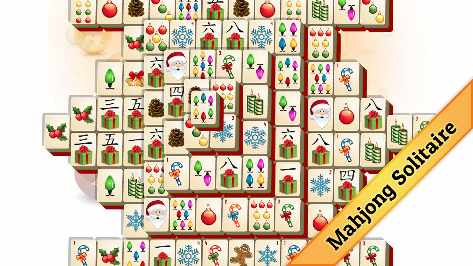 Mahjong Christmas.Christmas Mahjong 2 0 5 Apk Download Android Puzzle Games