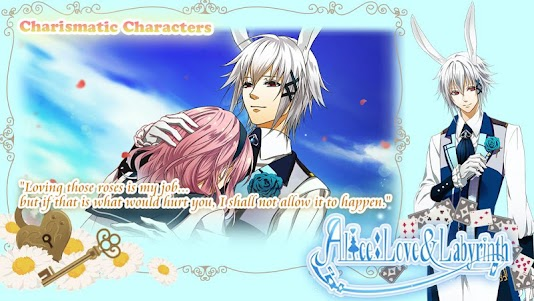 DatingSim-Alice:Love&Labyrinth 1.0.4 screenshot 12