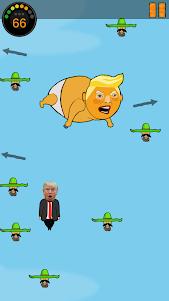 Doodle Trump 9 screenshot 3