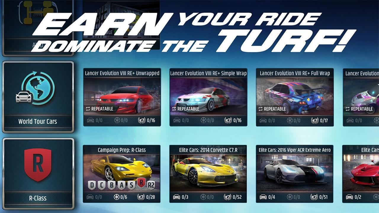 Racing Rivals 7 3 1 APK Download - Android Racing Games