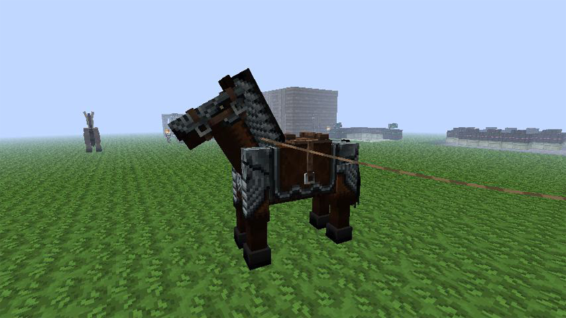 Horse Armor Mod Minecraft 1 0 APK Download - Android Arcade