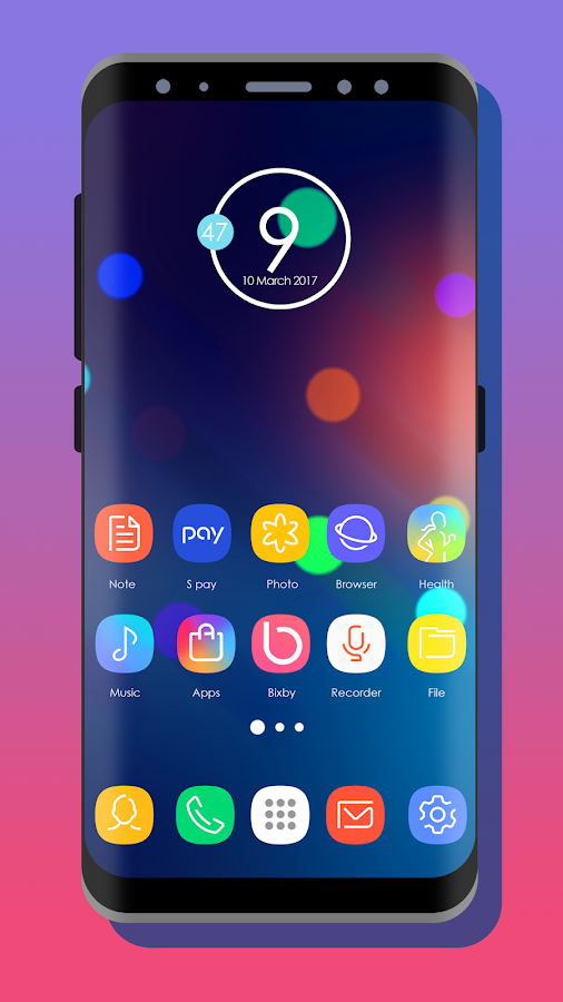S8 UI - Icon Pack 1 7 2 APK Download - Android Personalization Apps