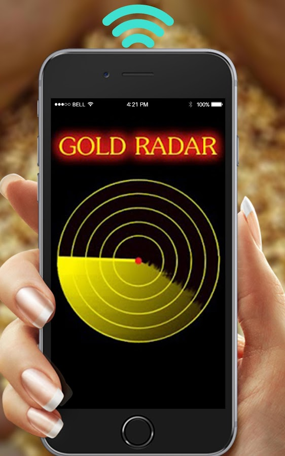 Gold-Real Gold Detector App 1 1 APK Download - Android Tools Apps