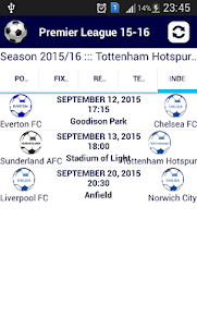 Premier League : 2015-16 14 screenshot 7