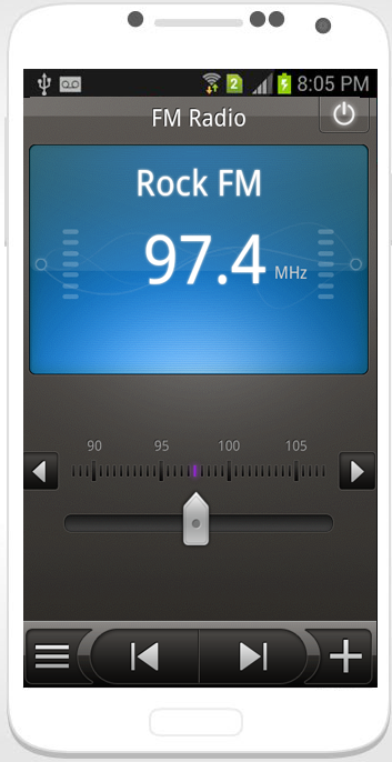 fm am tuner radio app for android 1 10 APK Download