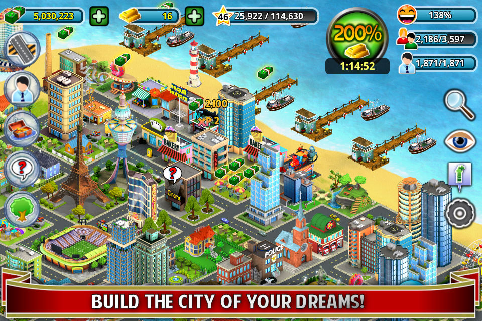 City Island ™: Builder Tycoon 3 4 2 APK Download - Android