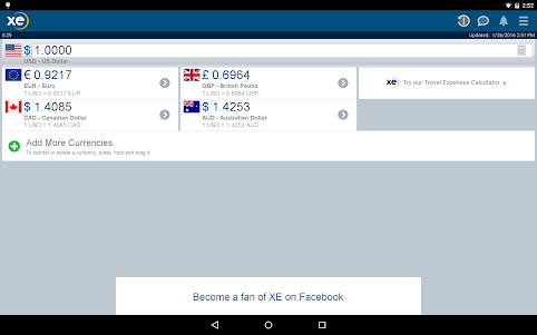 XE Currency  screenshot 6