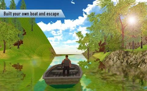 Raft Survival Death Escape 3D 1.0 screenshot 12