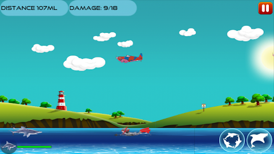 Angry Shark 1.0.4 screenshot 23