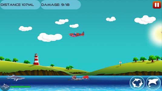 Angry Shark 1.0.4 screenshot 23