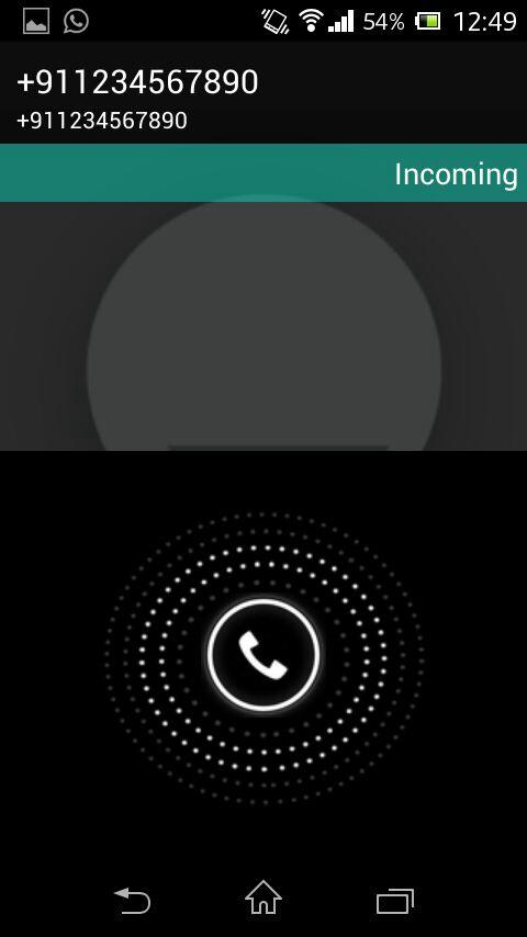 Change Calling Screen 3 1 APK Download - Android Lifestyle Apps