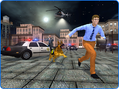 LA Police Dog Crime Patrol : Thief Chase Mission 1.1 screenshot 12