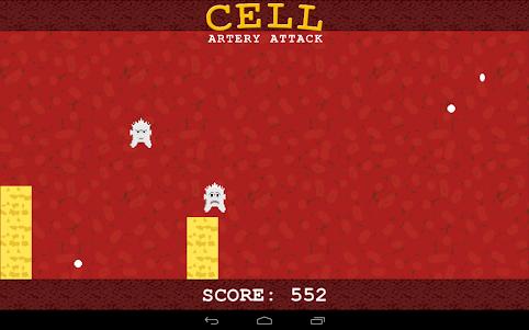 Cell: Artery Attack 1.0.15 screenshot 5