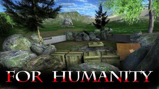 🧟Zombie Ops 3D shooter - sniper undead revenants 5.0.0 screenshot 4
